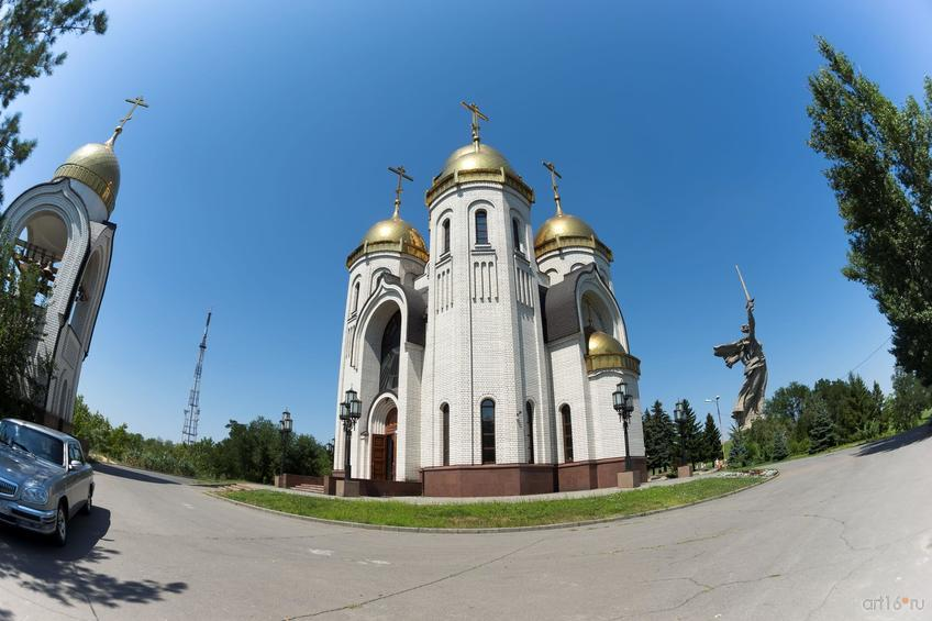 Фото №858553. Церковь Всех Святых на Мамаевом Кургане