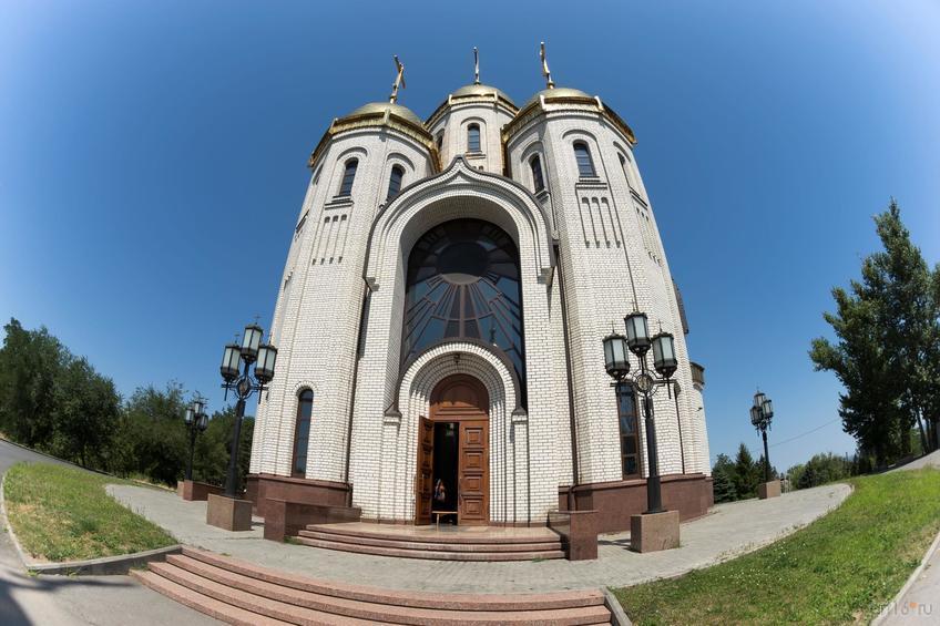 Фото №858559. Церковь Всех Святых на Мамаевом Кургане