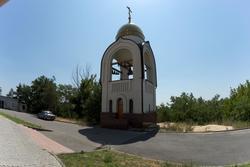 Церковь Всех Святых на Мамаевом Кургане