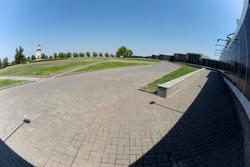 Воинское мемориальное кладбище, Мамаев курган
