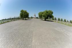 Часовня на воинском мемориальном кладбище, Мамаев курган