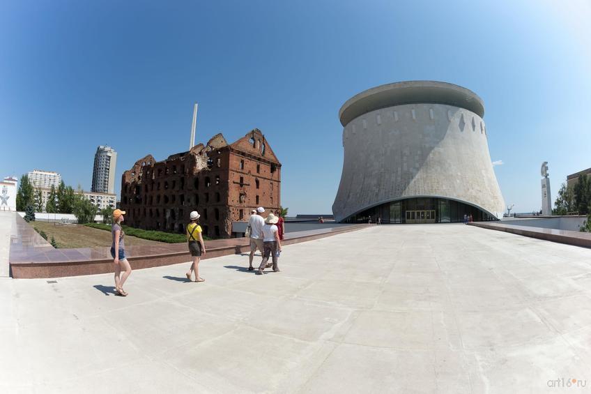Фото №858649. Музейный комплекс «Сталинградская битва»