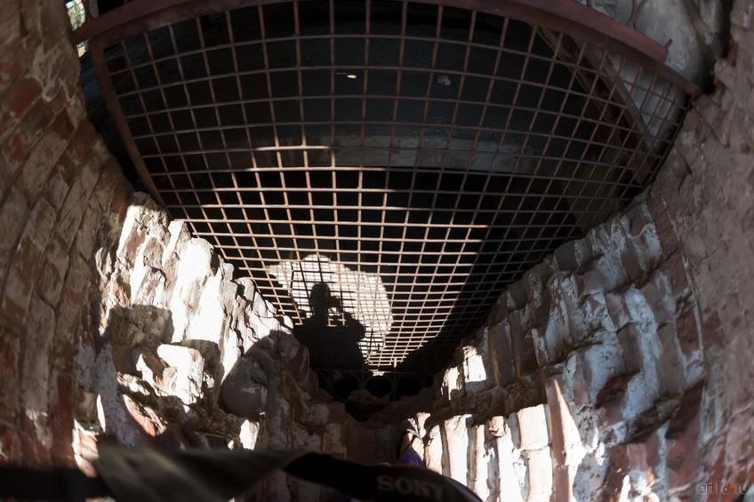 Руины мельницы. Музейный комплекс «Сталинградская битва» на Гвардейской площади::Волгогорад. 2015