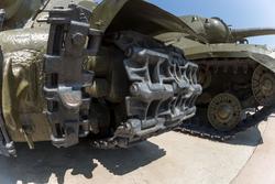 Музей военной техники под открытым небом. Музей-заповедник «Сталинградская битва»