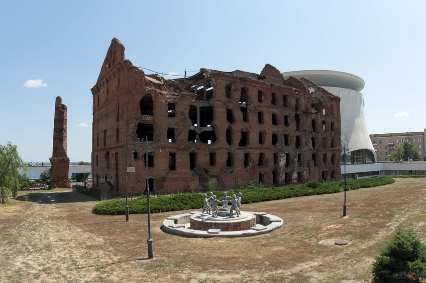 Фото №858829. Музейный комплекс «Сталинградская битва»