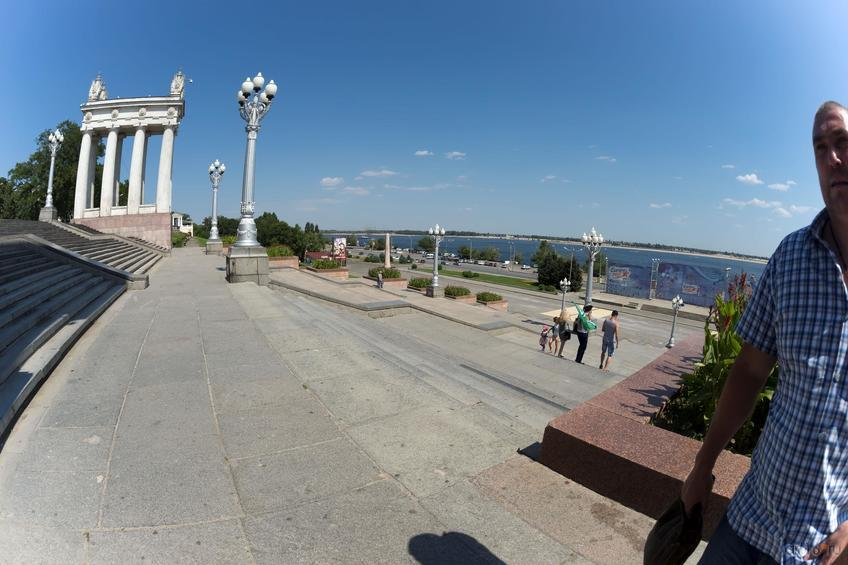 Фото №858931. Набережная Волгограда — объект культурного наследия регионального значения