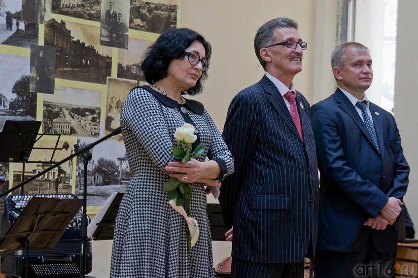 Р.Нургалеева, Н.Валеев, И.Ахметзянов