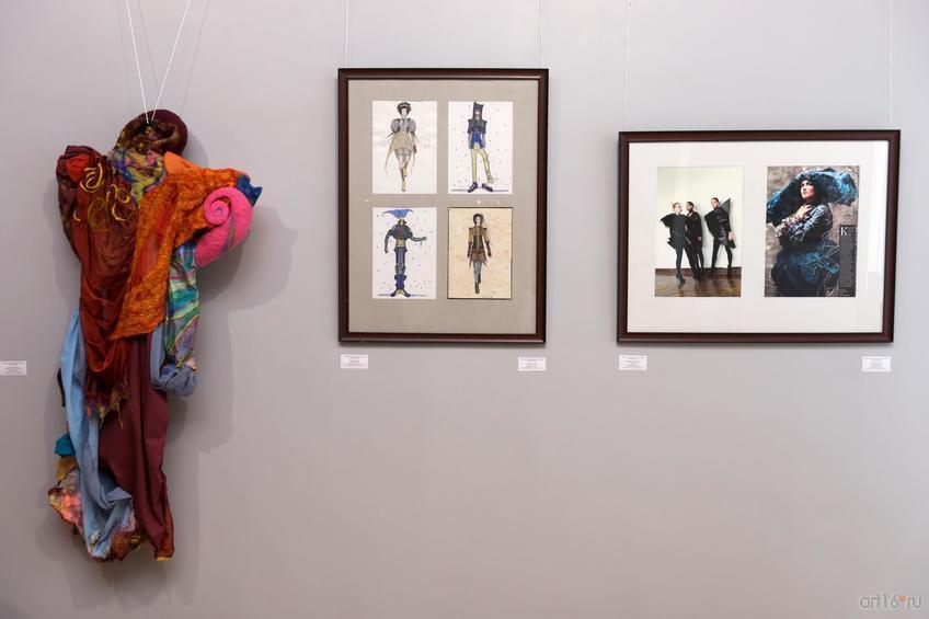 Фото №859783. Между коконом и бабочкой (дизайн костюма). Сергунина Эльвира