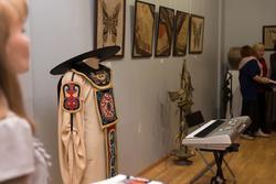 Дизайн костюма, декоративные пано. Работы ст-ов КХУ