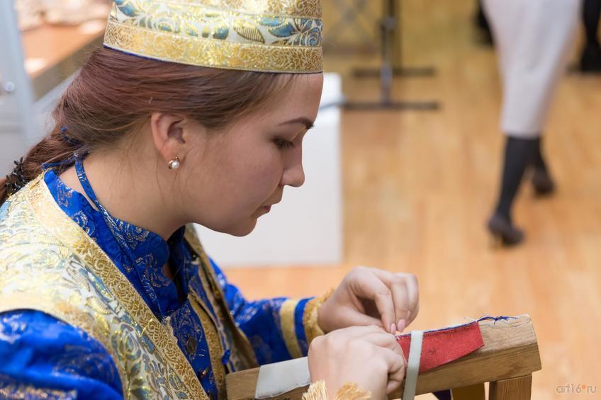 Фото №859807. Казанский шов. Мастер-класс