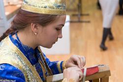 Казанский шов. Мастер-класс