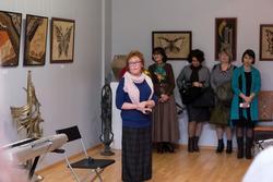 «Территория декоративно-прикладного искусства». Открытие выставки