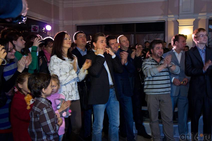 Ирина и Сергей Безруковы, Ильсур Метшин, Асгат Сафаров, Андрей Мармонтов, Максим Шибаев
