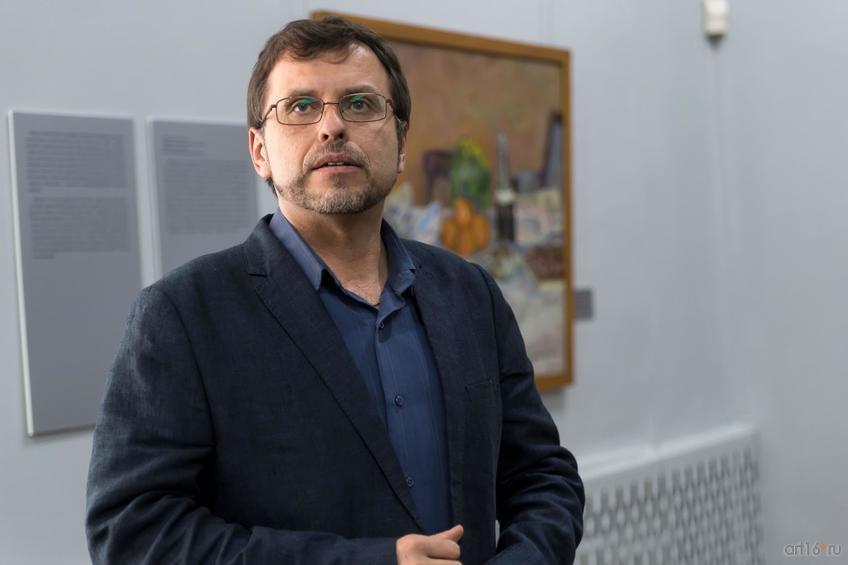 Фото №860843. Климов П.В., ведущий научный сотрудник ГРМ
