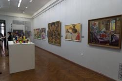 Экспозиция «Рэхим итегез! Натюрморт, жанровая картина, фарфор и серебро из собрания ГМИИ РТ»