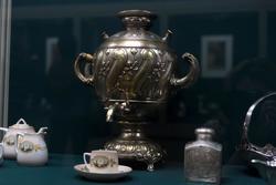 Самовар нач. XX века/ предметы чайного секрвиза 1918-1923/ и др