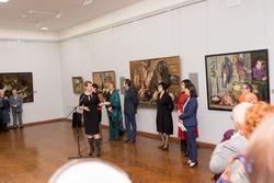 Открытие выставки «Приглашение к обеду»