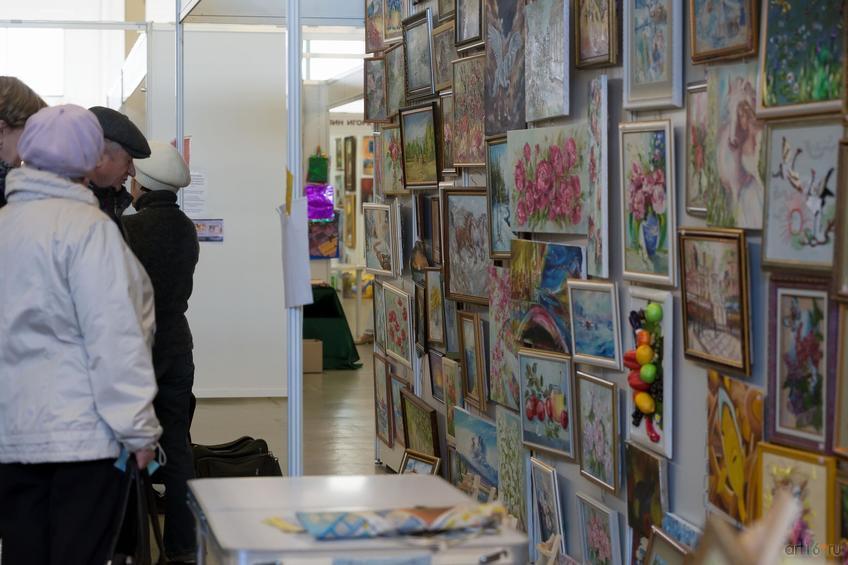 Творческая студия Натальи Сафиуллиной::Арт-галерея. Казань—2015