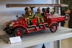 Пожарный автомобиль. Александр Бочкарев