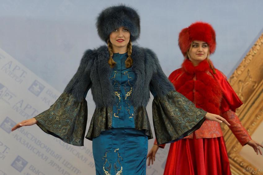 Фото №864269. Театр Моды «Казанского колледжа технологии и дизайна»