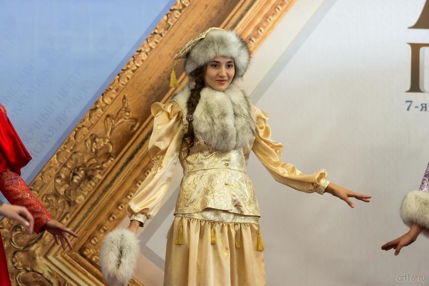 Театр Моды «Казанского колледжа технологии и дизайна»::Арт-галерея. Казань—2015