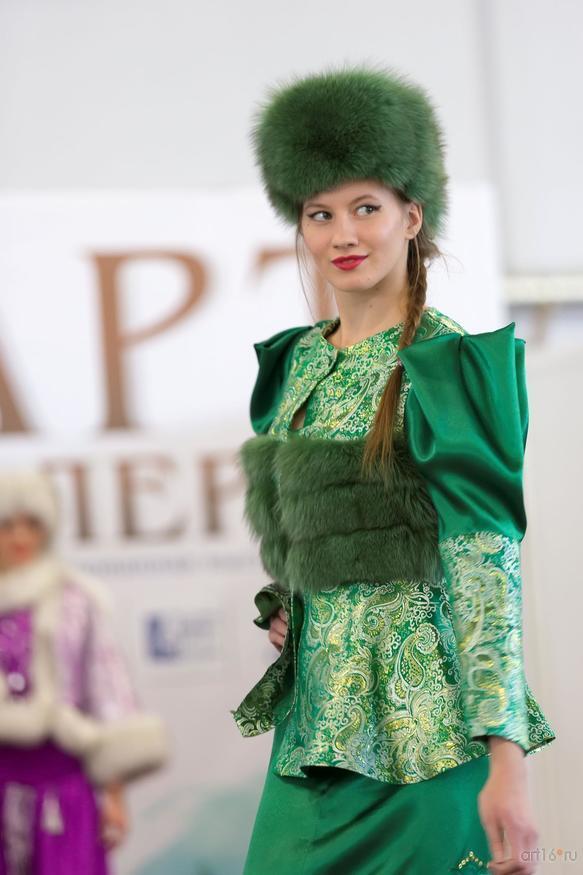 Фото №864281. Театр Моды «Казанского колледжа технологии и дизайна»