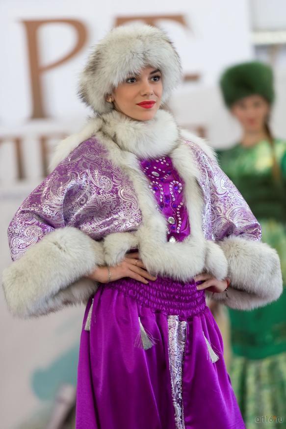 Фото №864287. Театр Моды «Казанского колледжа технологии и дизайна»