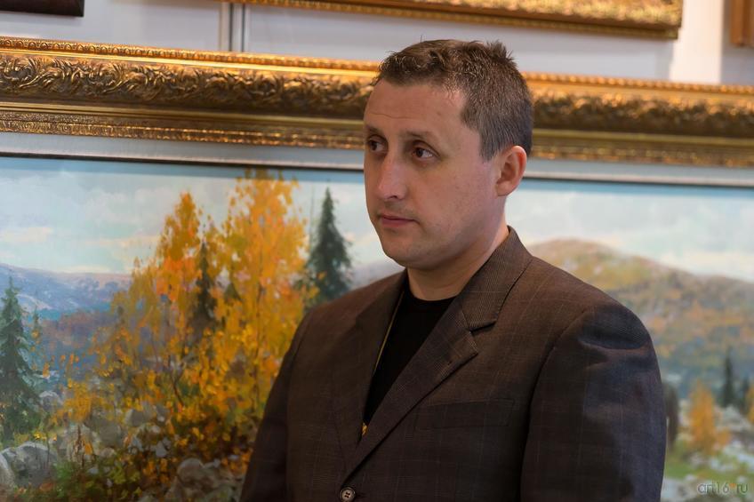 Рустем Хузин::Арт-галерея. Казань—2015