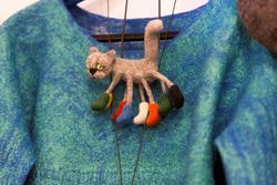Кот-осьминожка. Галиуллина Наиля