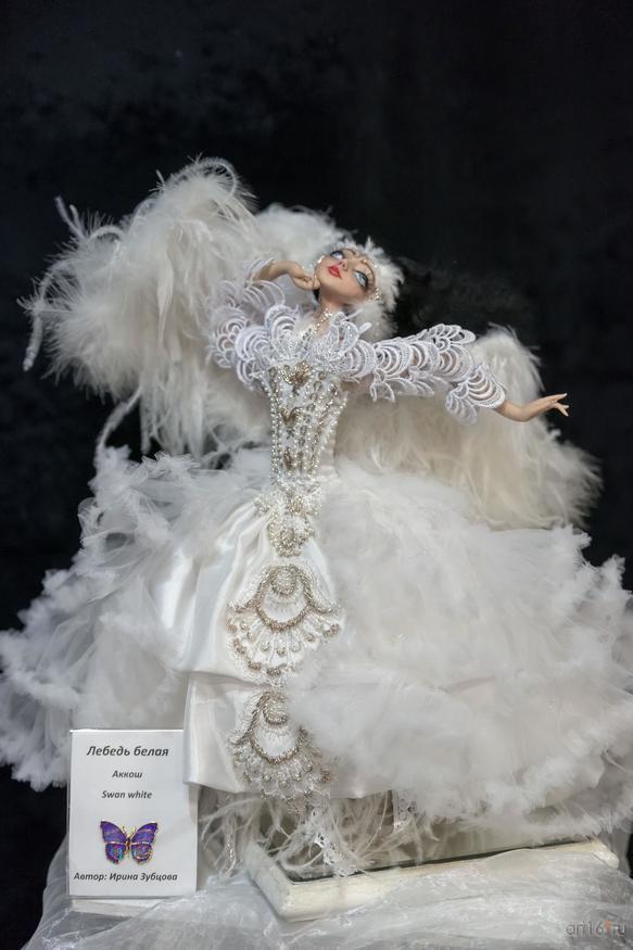 Фото №864557. Лебедь белая. Ирина Зубцова