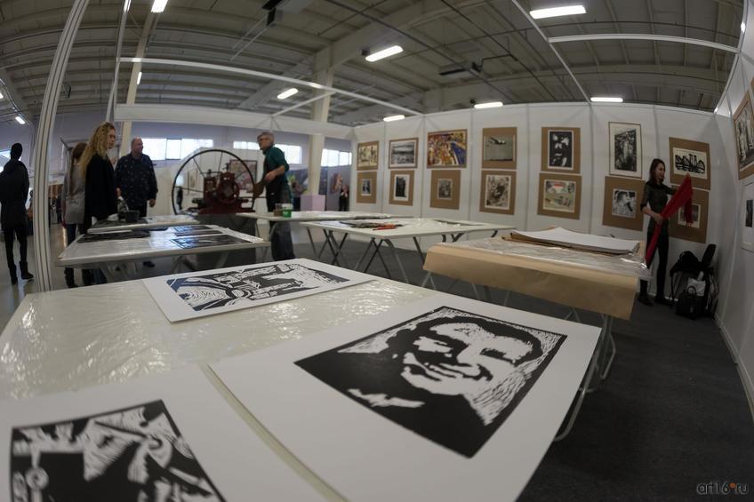 Мастер-класс Юрия Штапакова::Арт-галерея. Казань—2015