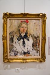 Портрет Нины Белькович, 1910. Фешин Н.И.
