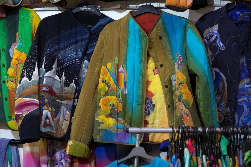 Шелковая палитра (Иваново). Куртки::Арт-галерея. Казань—2015