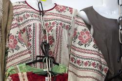 Кострома (?). Женская вышитая рубаха