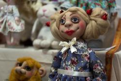 Куклы Ильиной Аллы