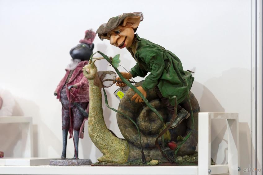 Куклы и  мишки Тедди (Москва)::Арт-галерея. Казань—2015