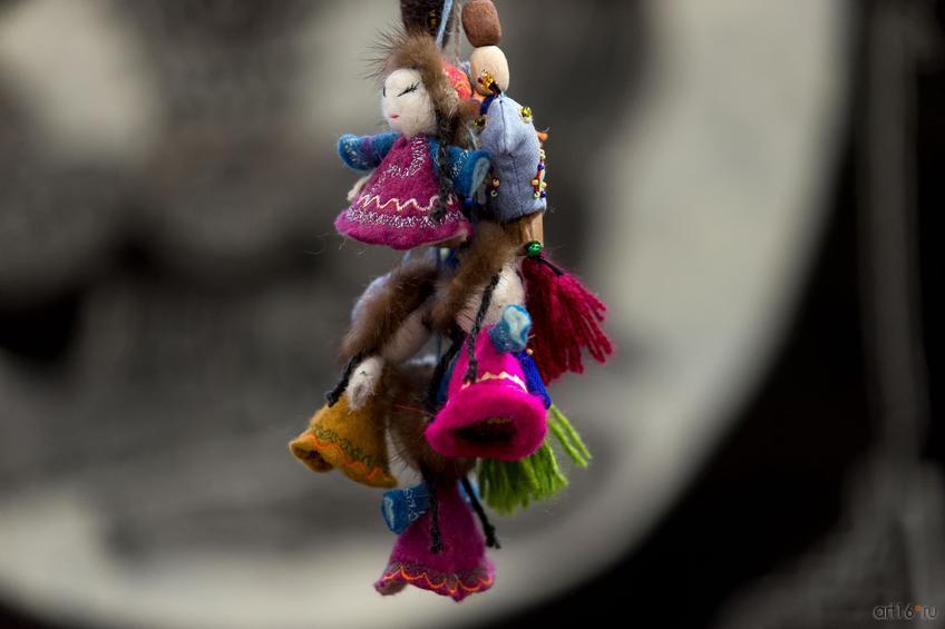 Куклы Каламбины  Желтковской (Горно-Алтайск)::Арт-галерея. Казань—2015