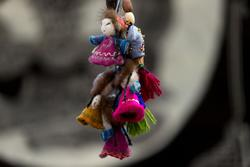 Куклы Каламбины  Желтковской (Горно-Алтайск)