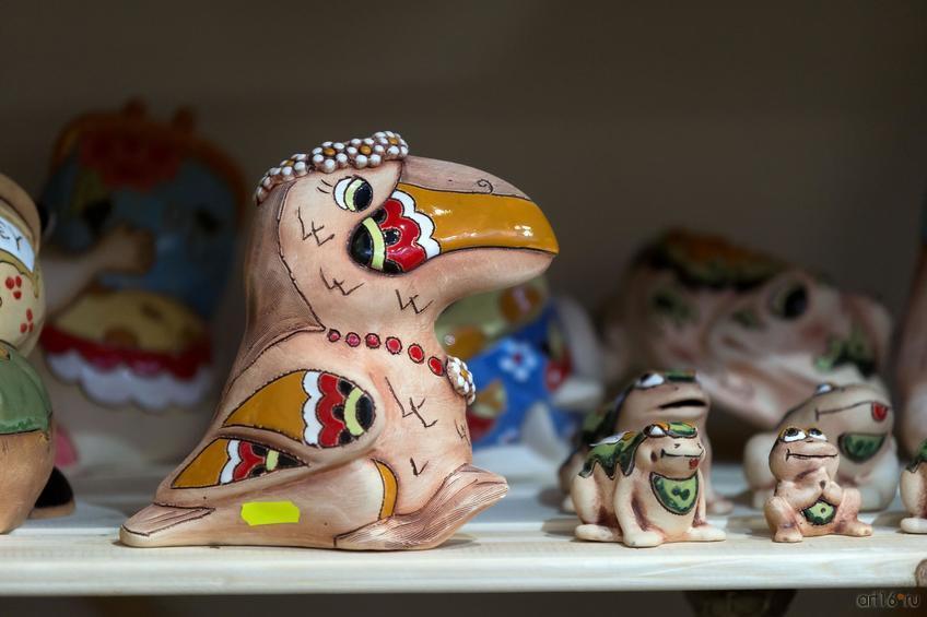 Ворона. ТД ʺКерамикʺ (Казань)::Арт-галерея. Казань—2015