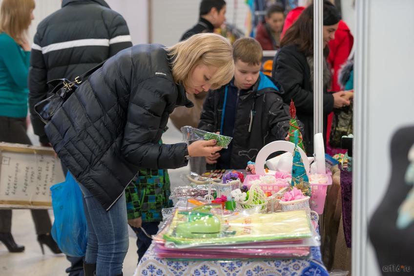 Фото №865522. На ярмарке «АРТ-галерея. Казань-2015»
