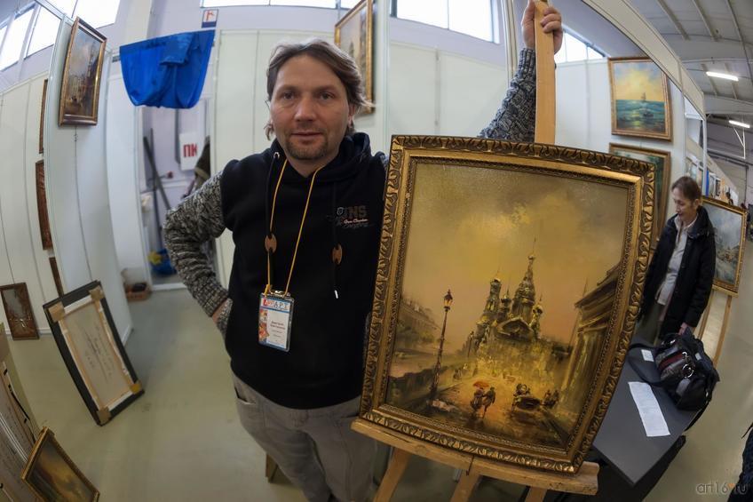 Дмитрий Балахонов (Могилев)::Арт-галерея. Казань—2015