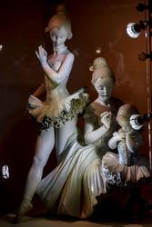 Любовь к балету. Скульптор Хуан Карлос Ферри Эрреро. 2004