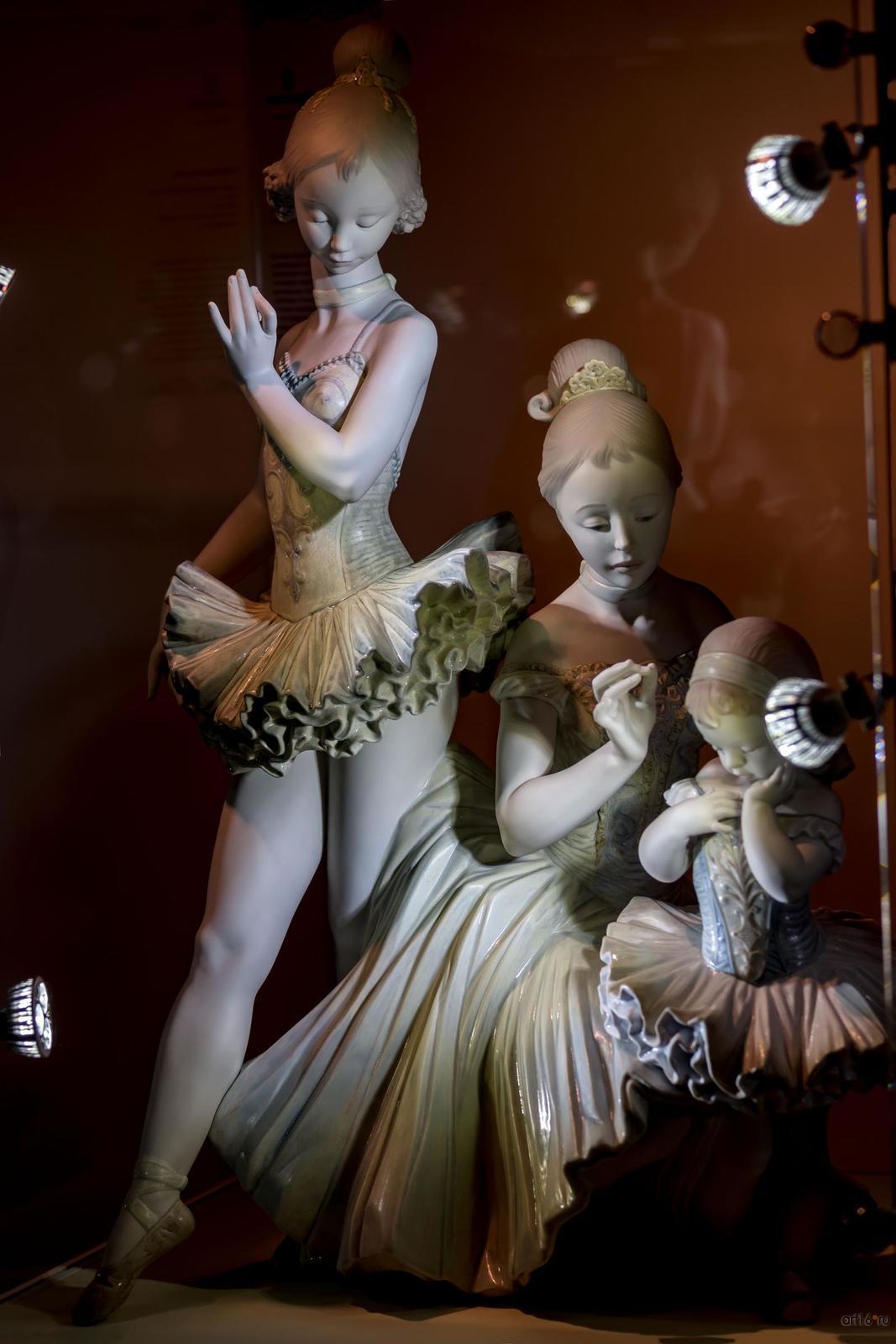 Фото №865636. Любовь к балету. Скульптор Хуан Карлос Ферри Эрреро. 2004