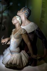 Страстный танец. Скульптор Хуан Уэрта. 1973-1986