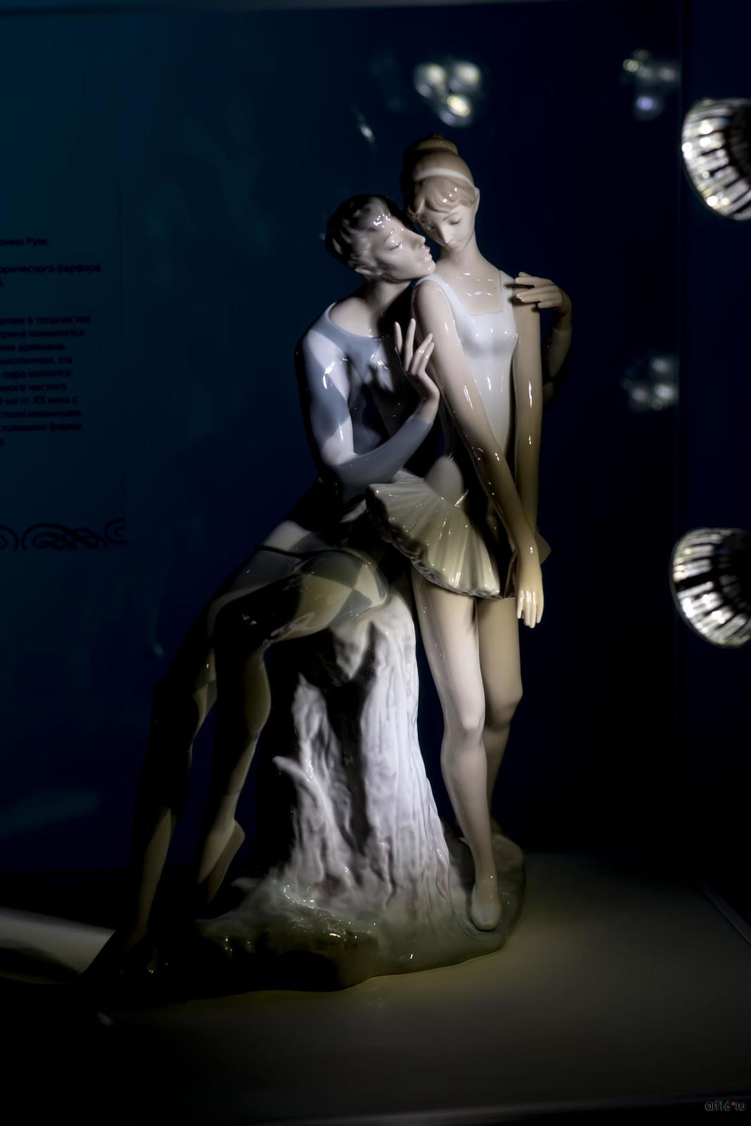 Фото №865679. Идиллия. Скульптор Антонио Руис. 1970-1991 гг.