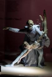 Па-де-де. Скульптор Хосе луис Альварес. 1997-2001 гг.