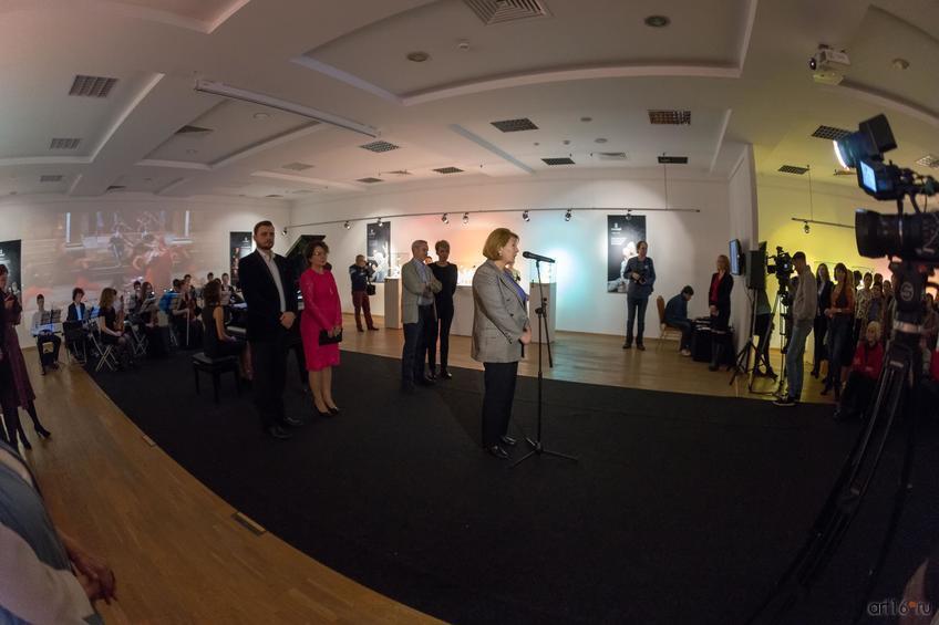 Фото №865769. Зиля Валеева. Открытие выставки «Фарфор на пуантах»