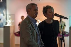 Открытие выставки «Фарфор на пуантах»
