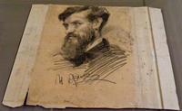 Портрет Николая Николаевича Бельковича. 1890-е. Фешин Н.И.