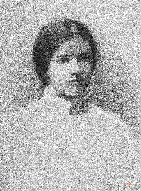 Александра Николаевна Фешина (1892-1980) (фото)::Николай Фешин. От Казани до Таоса